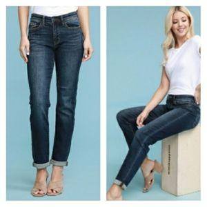 ♥️24W Plus♥️New Tapered Slim Fit Jeans